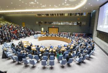 The Security Council unanimously adopts resolution 2341 (2017), calling upon Member States to consider developing or further improving their strategies for reducing risks to critical infrastructure from terrorist attacks.