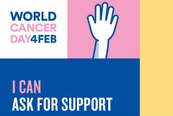 Each year on 4 February, WHO and International Agency for Research on Cancer (IARC) supports Union for International Cancer Control (UICC) to promote ways to ease the global burden of cancer. Image: WHO/IARC