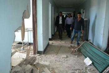 Health facilities in Yemen have been damaged as a result of violence.