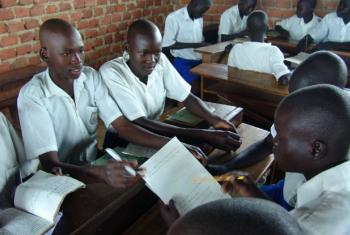 School in South Sudan. On International Mother Language Day, this year, UNESCO's Director-General Irina Bokova appealed for the potential of multilingual education to be acknowledged everywhere.