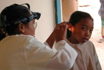 WHO is calling for more awareness about hearing loss.