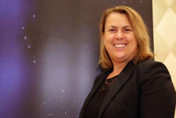 Simonetta Di Pippo, Director of the UN Office for Outer Space Affairs (UNOOSA).