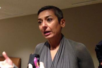 Zainab Salbi.