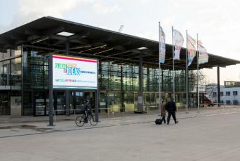 Global Festival of Ideas for Sustainable Development at the World Conference Center (WCC) in Bonn.