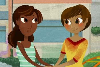 New campaign calls on parents, teachers and governments to keep LGBTI kids safe from bullying.