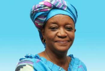 Zainab Hawa Bangura.