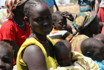 In February, famine was declared across parts of South Sudan, where nearly 100,000 people are facing starvation.