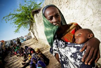 Mogadishu, Somalia.