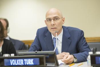 Volker Türk.
