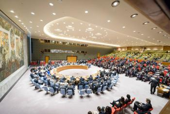 Meeting of the Security Council to discuss the alleged use of chemical weapons in the Khan Shaykhun area of southern Idlib, Syria.