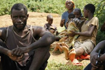 More than 400,000 refugees have fled Burundi, latest UN figures show.
