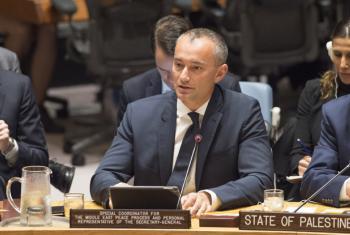 Nickolay Mladenov. UN File Photo/Eskinder Debebe