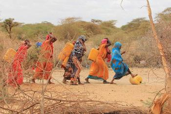 Food security worsens as drought looms in Somalia.