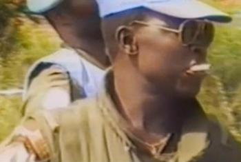 Captain Mbaye Diagne, from Senegal, single-handedly saved 1,000 people from the Rwanda genocide in 1994.