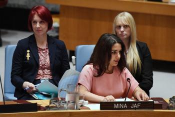 Mina Jaf.