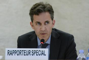 Human Rights Council-appointed Special Rapporteur David Kaye, who said all States should be concerned by the demand to shut down Al-Jazeera.