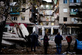 The situation in eastern Ukraine is deteriorating and continues to have a severe impact on human rights.