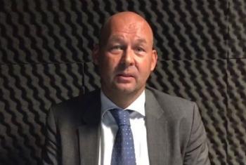 Auke Lootsma UNDP Country Director in Yemen.