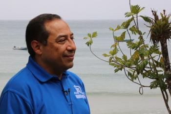 Julio Orozco, Director of Sustainable Tourism for the Association of Caribbean States (ACS).