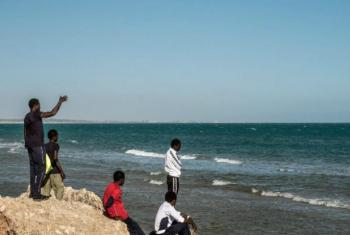 The journey to Europe for youngsters leaving North Africa can take up to two years, the joint UNICEF-REACH report revealed.
