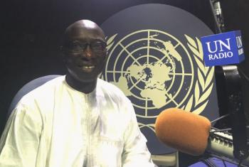 Adama Dieng, UN Special Adviser on the Prevention of Genocide.