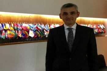 Bakhodir Burkhanov, head of the UN Development Programme (UNDP) office for the Pacific.