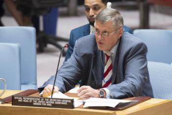 Special Representative for Iraq and Head of the United Nations Assistance Mission for Iraq (UNAMI) briefs the Security Council.