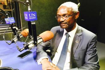 Ibrahim Thiaw, Deputy Executive Director of the UN Environment Programme (UNEP).