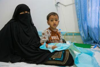 Yemen is facing the world's worst cholera outbreak.