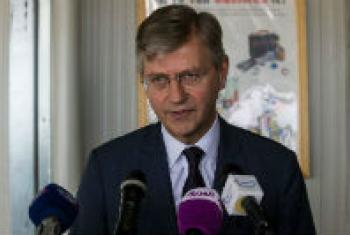 Jean-Pierre Lacroix on Tuesday kicked off his visit to South Sudan.