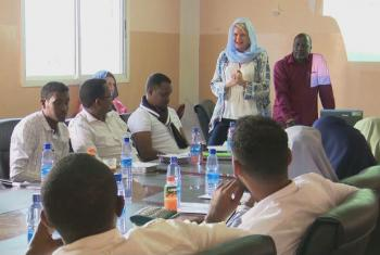 The UN held a capacity-building workshop for mental health professionals in Baidoa, the capital of Somalia's South West state.