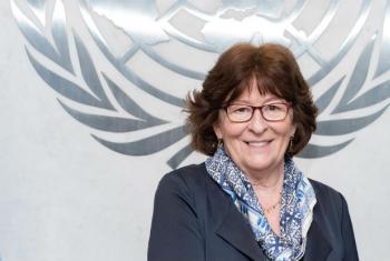 UN Special Representative for International Migration Louise Arbour.