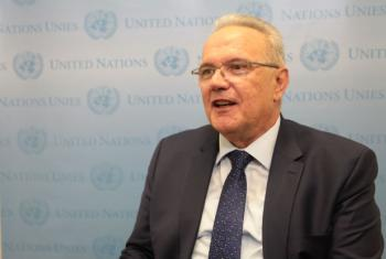 European Commissioner for International Cooperation and Development, Neven Mimica.
