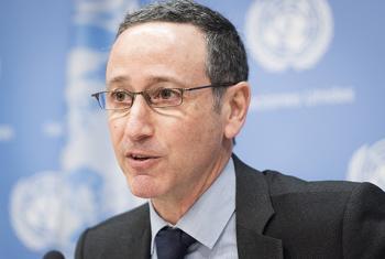 Robert Glasser, Special Representative of the Secretary-General for Disaster Risk Reduction.