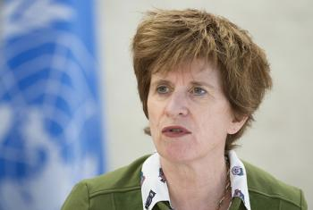 Kate Gilmore, the United Nations Deputy High Commissioner for Human Rights.