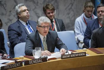 Miroslav Jenča, United Nations Assistant Secretary-General for Political Affairs.