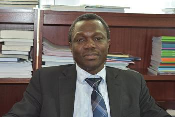 Ayoduele Odolusa, Chief Economist for the UN Development Programme.