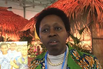 Dr Aisa Kirabo Kacyira, deputy director at UN-Habitat.