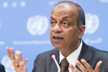 Atul Khare, Under-Secretary-General for Field Support. (file)