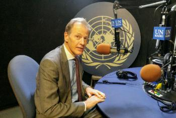 Andrew Gilmour, Assistant Secretary-General for Human Rights and Head of the Office of the High Commissioner for Human Rights (OHCHR) in New York.