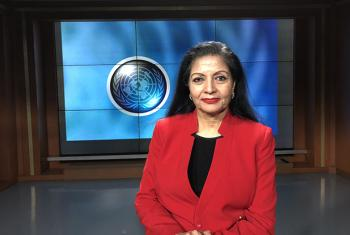 Lakshmi Puri, Former Deputy Executive Director of UN Women.
