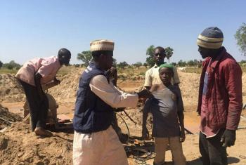 Yellow Fever Reactive Vaccination in Zamfara state, Nigera.