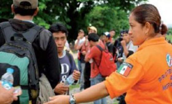 En 10 países de América Latina más del 10 por ciento de su población son migrantes Foto: OIM México.