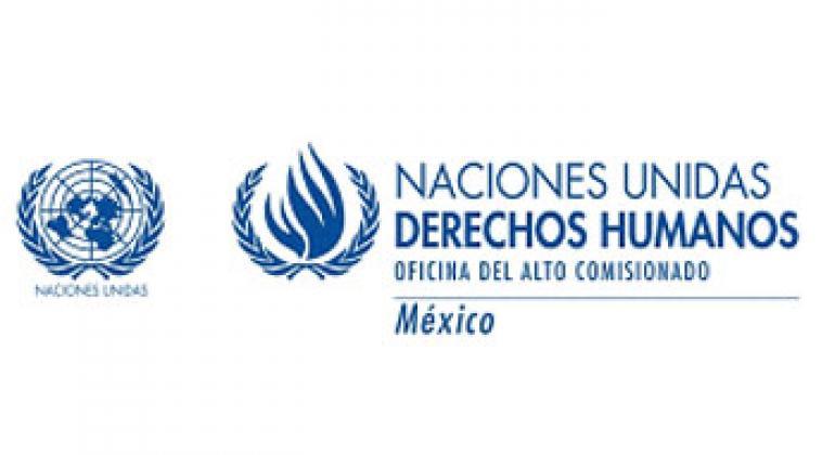 Logo de la Oficina del Alto Comisionado en México