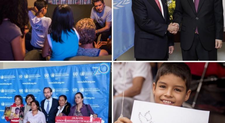 El año 2015, América Latina en la ONU. Fotos ONU