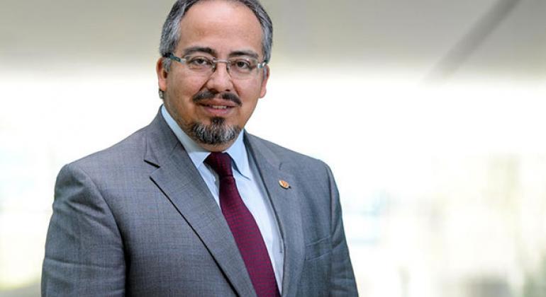 César António Núñez, el director regional de ONUSIDA para América Latina y el Caribe. Foto: ONUSIDA