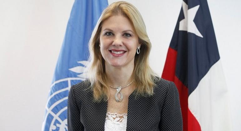 Silvia Rucks, representante del Programa de Naciones Unidas para el Desarrollo (PNUD) en Chile. Foto: ONU/Chile