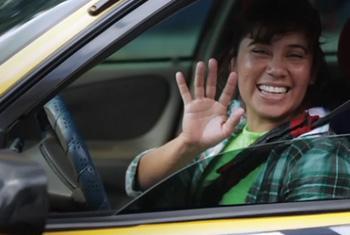 Captura de video Ciudad Mujer.
