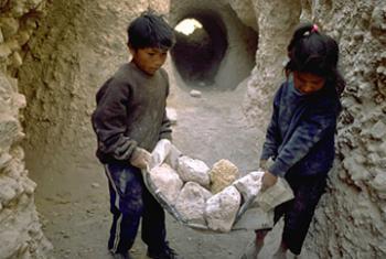 Foto: UNICEF/HQ96-0959/Balaguer