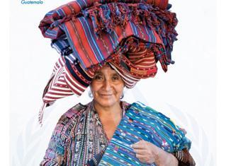Foto: Oliviero Toscani. Archivo fotográfico de la Oficina de Derechos Humanos en Guatemala.